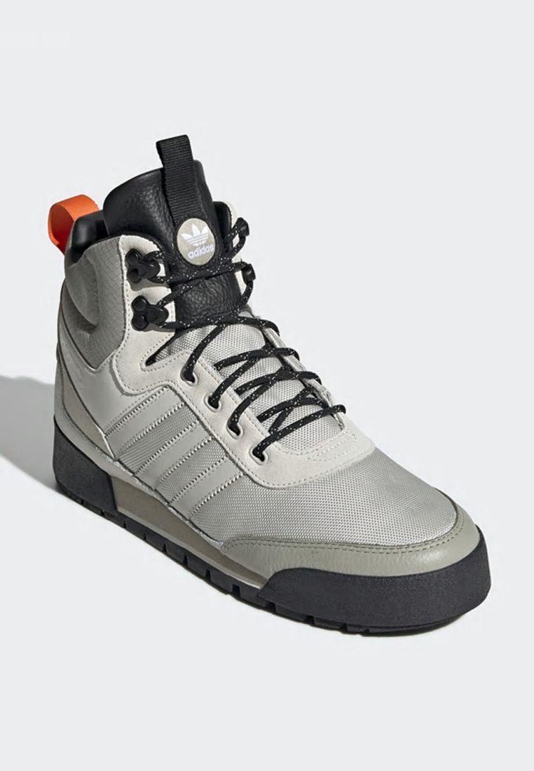 BAARA BOOTS Baskets montantes White/Grey   Sneakers montantes adidas Originals Homme – Pastel Vegano
