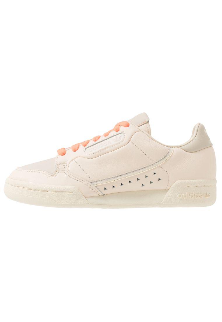 Pharrell Williams Continental 80 Baskets Basses Ecru Tint/Cream White/Clear  Brown | Sneakers Adidas Originals Femme – Pastel Vegano