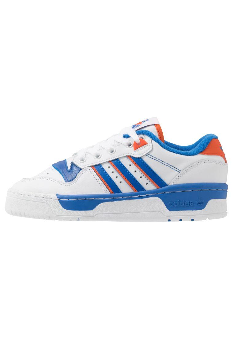 Rivalry Baskets Basses Footwear White/Blue/Orange   Sneakers Adidas Originals Femme – Pastel Vegano